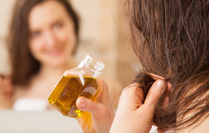 aceites esenciales y cuidado del cabello