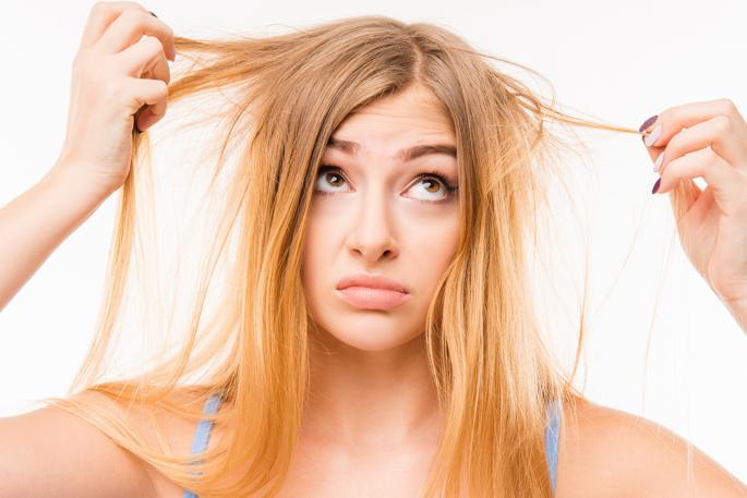 problemas del cabello